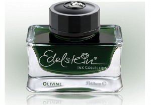 Atrament Pelikan Edelstein Ink of the year 2018 Olivine 50 ml