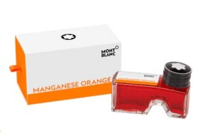 Atrament Montblanc Manganese Orange 60 ml