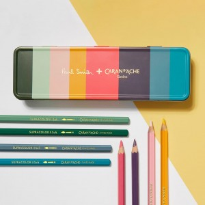 Kredki Caran d'Ache Supracolor Paul Smith