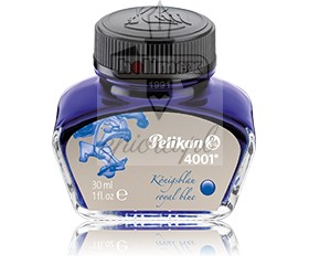 Atrament Pelikan 4001 niebieski royal blue 30 ml