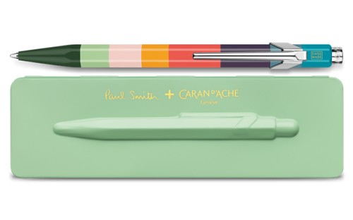 Długopis Caran d'Ache 849 Paul Smith 3# pistachio green.png